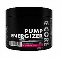 Pump Energizer Core od Fitness Authority 216 g Strawberry+Mint