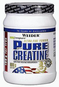 Pure Creatine - Weider 600 g