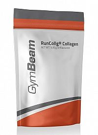 RunCollg Collagen - GymBeam 500 g Peach