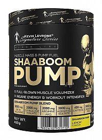 Shaaboom Pump - Kevin Levrone 385 g Orange