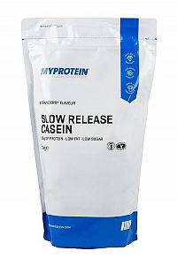 Slow-Release Casein - MyProtein  2500 g Strawberry