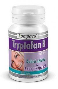 Tryptofan B - Kompava 60 kaps