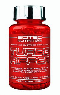Turbo Ripper - Scitec Nutrition 100 kaps.