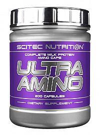 Ultra Amino - Scitec Nutrition 1000 kaps.