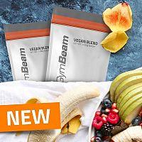 Vegan Blend - GymBeam 1000 g Chocolate