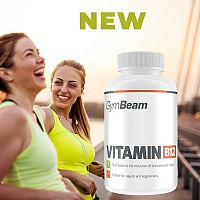 Vitamin B12 - GymBeam 90 tbl.