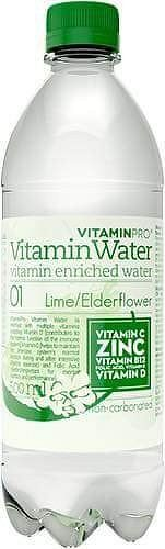 Vitamin Water - FCB Sweden  500 ml. California Lime
