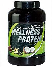 Wellness Protein - Kompava 525 g Vanilka