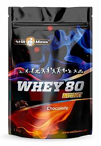 Whey 80 Instant - Still Mass  1000 g Strawberry