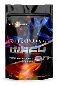 Whey Protein Isolate 90 Powder - Still Mass 1000 g Natural