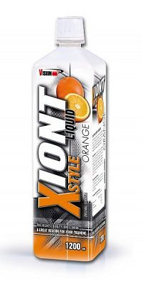 Xiont Style Liquid od Vision Nutrition 1200 ml. Orange
