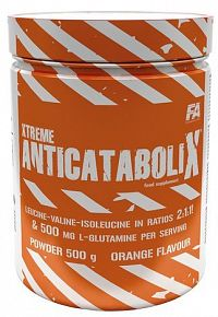 Xtreme Anticatabolix od Fitness Authority 500 g Neutral
