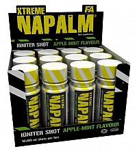 Xtreme Napalm Igniter Shot od Fitness Authority 60 ml Grape