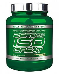 Zero ISO Great - Scitec Nutrition 900 g Malina