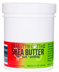 Sheabutter Cottage Nerafinované 100% Bambucké maslo 50 g