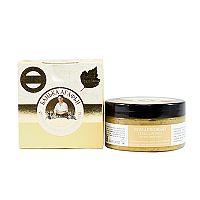Babička Agafa Kúpeľ babky Agafy - rumančekový peeling na tvár na všetky typy pleti - 100 ml