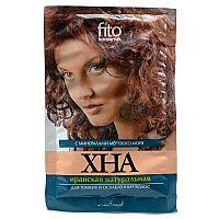 Fito Kosmetik Fitokosmetik - Iránska prírodná henna s minerálmi z Mŕtveho mora, na tenké a slabé vlasy - 25g