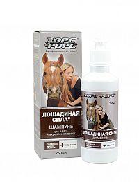 HorseForce Dina+ Konská sila-šampón na rast a spevnenie vlasov- 250ml