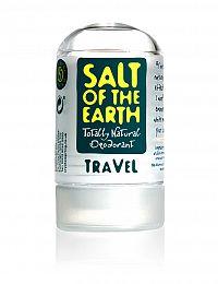 Salt of the Earth deodorant z kamenca, tuhý - 50 g