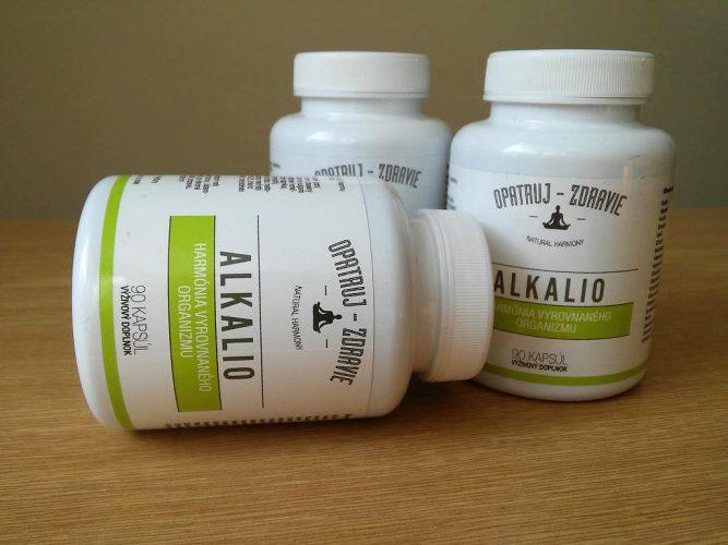 Alkalio - Odkyslenie organizmu. Naozaj funguje?