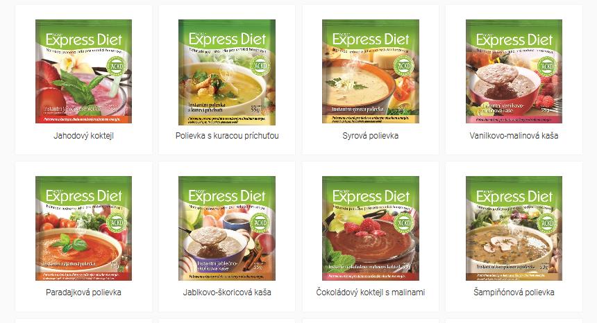 5 dňová dieta -expres diet