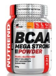 BCAA Mega Strong Powder od Nutrend