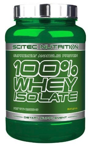 Scitec Nutrition 100 WHEY ISOLATE