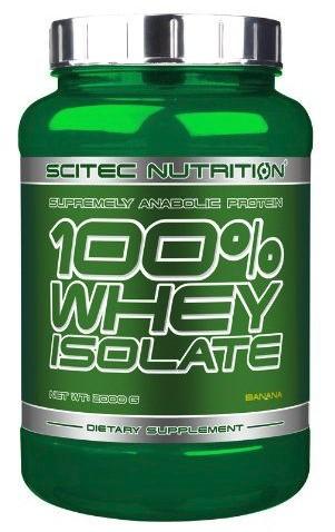 Scitec Nutrition 100 WHEY ISOLATE