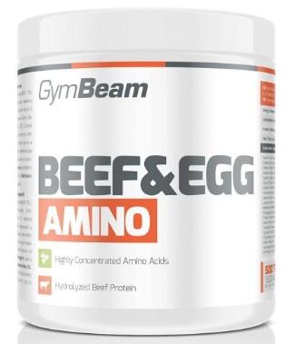 Aminokyseliny Beef&Egg 500 tab - Gym Beam