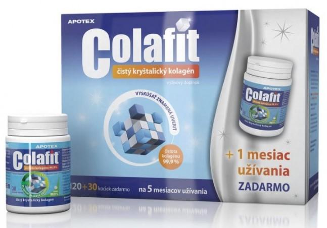 Apotex Colafit - čistý kolagén v kockách