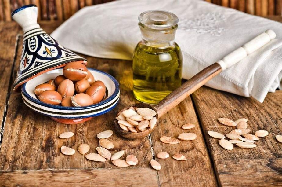 Argánový olej z plodov argánovníka