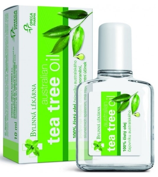 altermed Australian Tea Tree Oil olej 100% čistý 10 ml