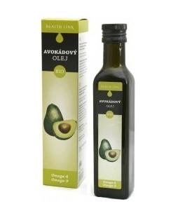 100% BIO panenský avokádový olej na vnútorné použitie