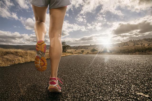 Pravidelný pohyb ako prevencia vzniku strií
