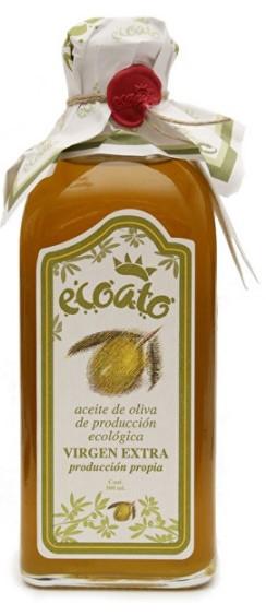 Bio olivový olej extra panenský