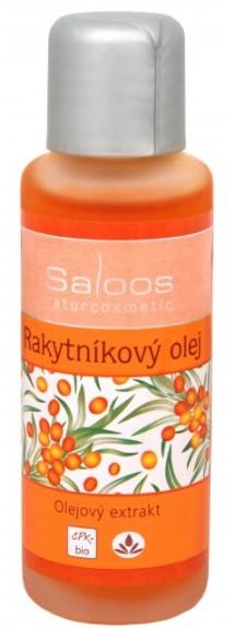 Bio rakytníkový olej Saloos