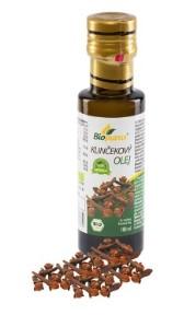 Biopurus klinčekový olej bio