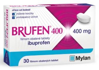 Brufen 400 tablety s ibuprofenom