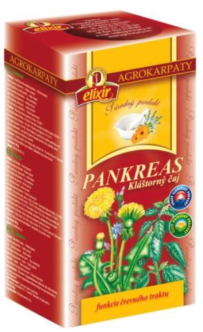 Bylinný čaj na pankreas