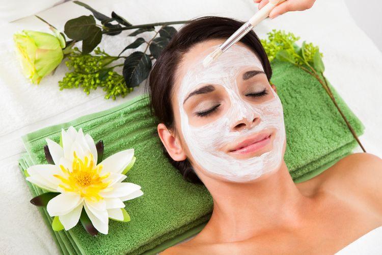 Chemický peeling na tvár