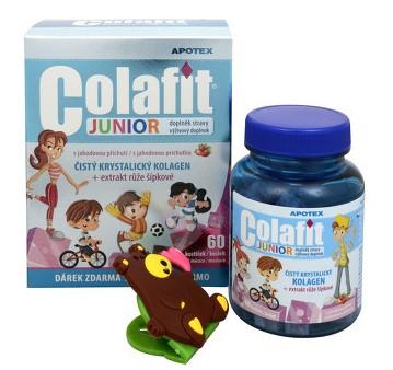 Apotex Colafit Junior 60 kociek