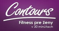 Contours fitness pre ženy Bratislava a Žilina