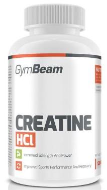 Kreatín HCl 120 kaps - GymBeam