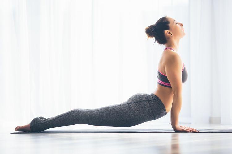 Cvičenie jógy proti bolestiam hlavy
