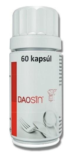 STD DAOSIN 60 tbl. liek na histamínovú intoleranciu