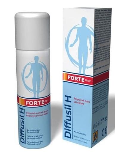 Diffusil Forte H sprej na vši