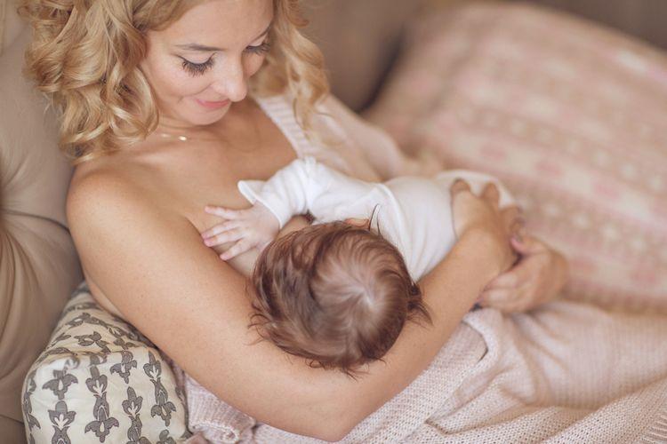 Materské mlieko s probiotikami pre dieťa