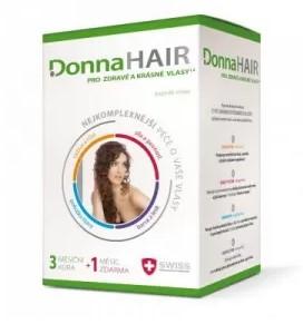 Recenzia Donna Hair proti vypadávaniu vlasov