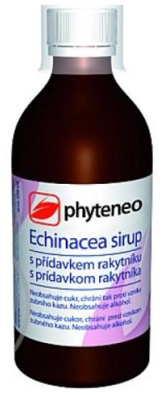 Phyteneo Echinacea sirup s rakytníkom