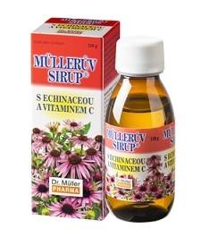 Dr.Müller. sirup echinacea + vitamín C